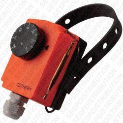 Thermostat Cotherm THAH3001 aquastat sur tube 0/90°C
