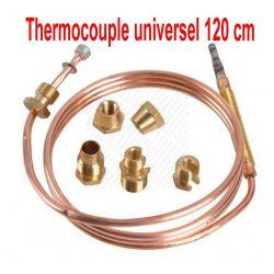 Thermocouple 120 cm 30 MV