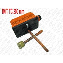 Thermostat IMIT TC2 200mm aquastat boitier à plonge de 200 mm