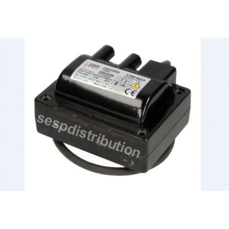 COFI TRE 820 transformateur allumage chaudière fioul