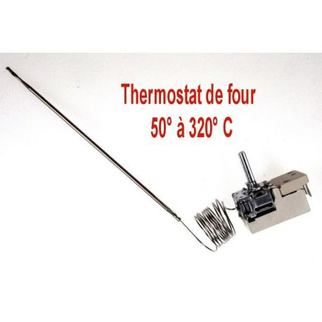 thermostat ego 5518062050 pour four lectrique 50 320 c sespdistribution. Black Bedroom Furniture Sets. Home Design Ideas