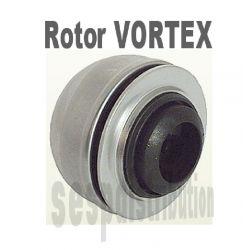 rotor VORTEX pour pompe circulateur sanitaire