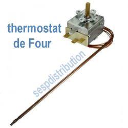 thermostat de four universel IMIT TR2 9322 50°C à 310 °C