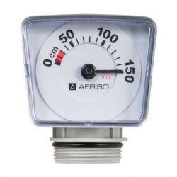 Jauge mécanique AFRISO cuve à fioul PROFIL-R