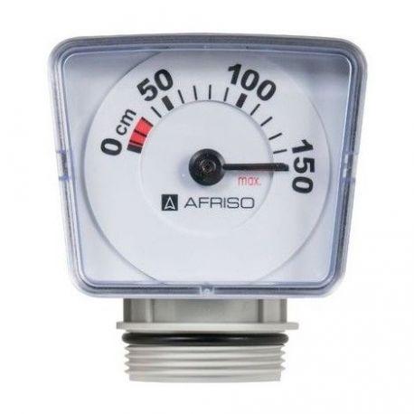 Jauge mécanique AFRISO cuve à fioul