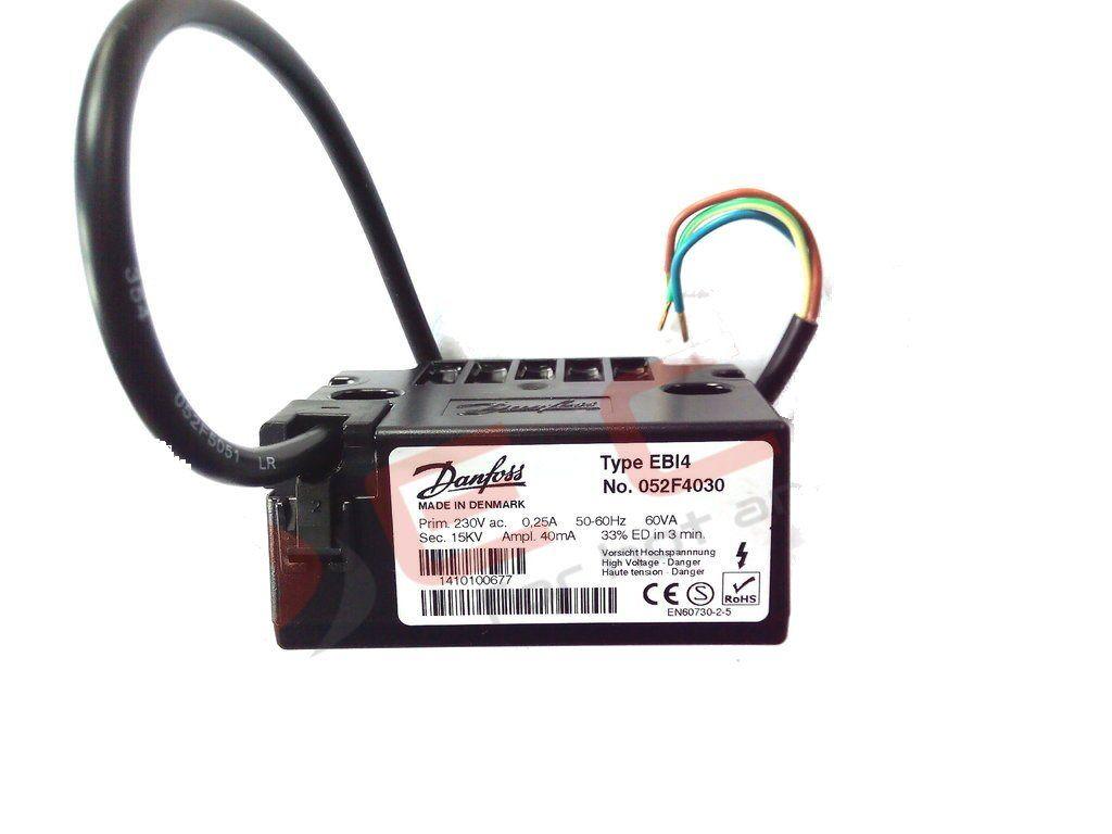 052F4040 . Danfoss Transformateur dallumage EBI4 1P