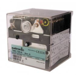 boite relais SATRONIC TMO 720-4 Mod. 35