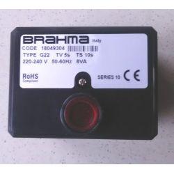 relais BRAHMA G22 S.07 18048008 remplacé par G22 S10 18049304