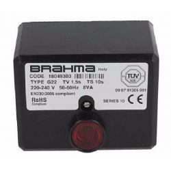 relais BRAHMA G22 S 10 18049303
