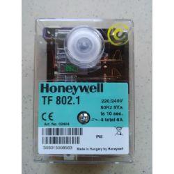 relais SATRONIC TF 802.1 02404U Honeywell remplacé par TF 832.3