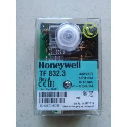 relais SATRONIC TF 832.3 rev A Honeywell 9 cosses
