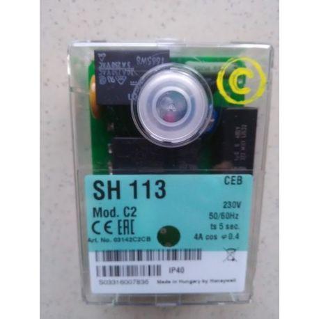 relais SATRONIC SH113 C2