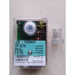 relais SATRONIC TF 874 OE Rev 2 Oertli 105944