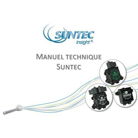 Pompe SUNTEC manuel technique remplacement échange panne