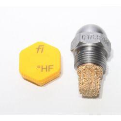 gicleur Fluidics HF cône creux double filtre