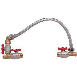 filtre à eau By-pass pour filtre à eau simple et double