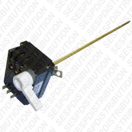 Thermostat TAS TF 691015 mono ou triphasé