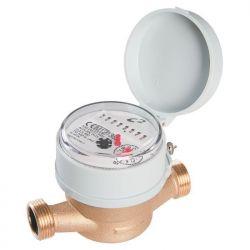 compteur d'eau divisionnaire longueur 110 mm