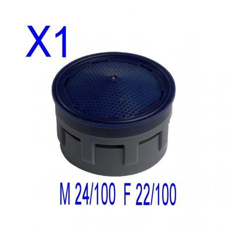 mousseur de robinet M 24X100 F 22X100 HONEYCOMB cartouche