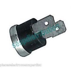 Klixon thermostat NC 80 °C pour électroménager