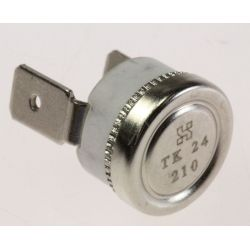 Klixon thermostat NC 210 °C pour électroménager WHIRLPOOL