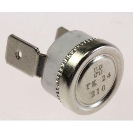 Klixon thermostat NC 210 °C pour électroménager