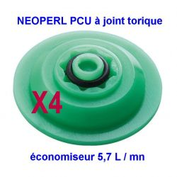 économiseur d'eau 5.7 L/mn NEOPERL PCU limiteur de débit à joint torique