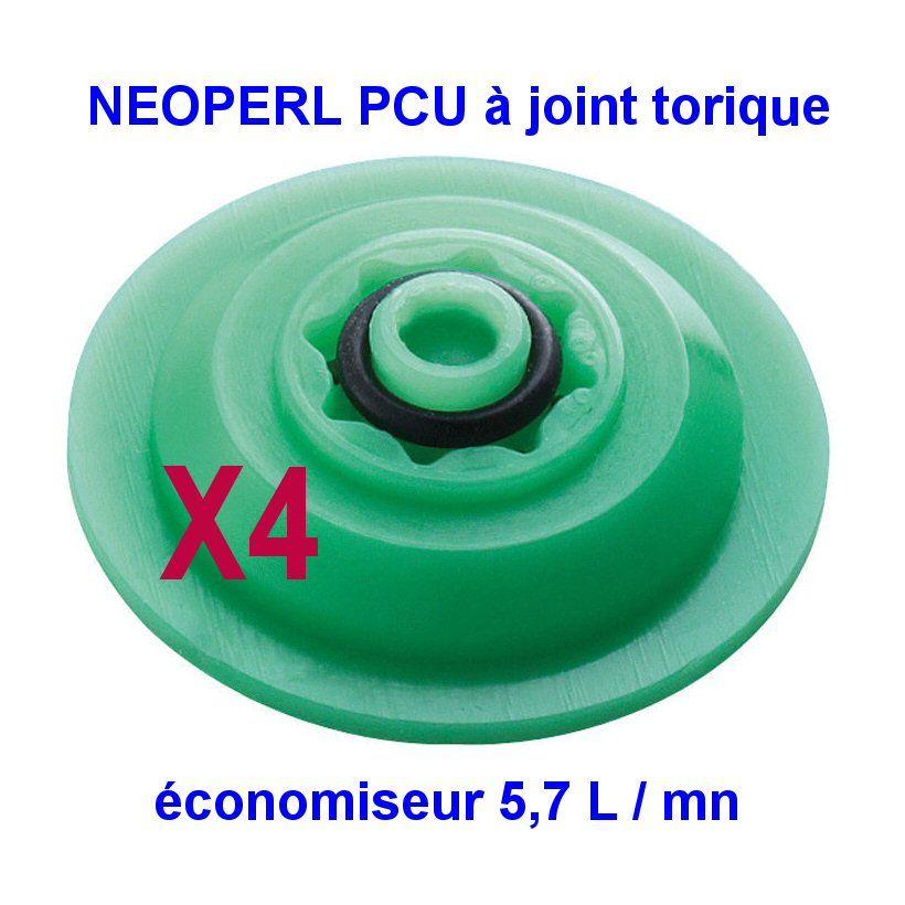 Economiseur d/'eau  NEOPERL SSR cartouche directionnel 7° pour mousseur  M24  F22