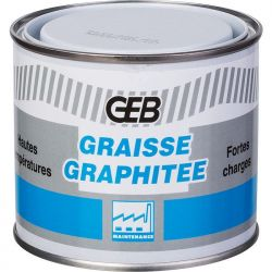 Graisse graphite de marque GEB -20° à +160°