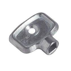 2 clé de purgeur radiateur carré de 5 mm clef de purge