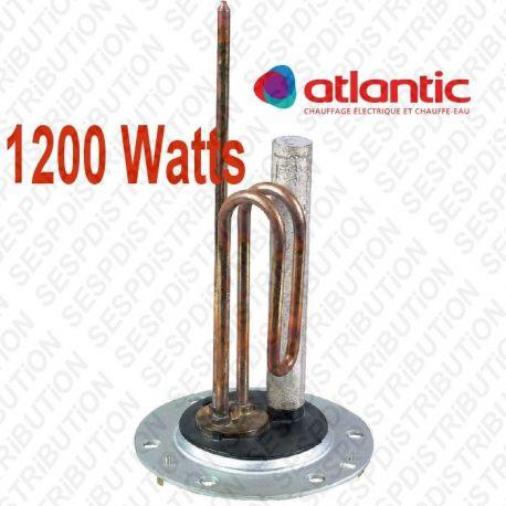 Résistance COTHERM pour chauffe-eau ATLANTIC 1200 W
