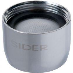 mousseur Femelle 22x100 pour votre robinet mélangeur col de cygne