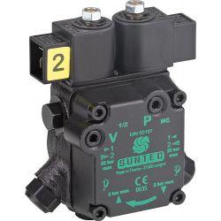 Pompe SUNTEC ATUV 45 L 9860 6P07001 avec 2 électrovannes