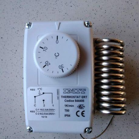 Thermostat ERT 544405 -5°C +35°C thermostat d'ambiance étanche