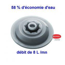 58% d'économie d'eau régulateur de débit de votre robinet 8 L/min NEOPERL PCU