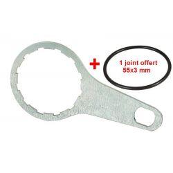 Clef pour filtre fioul clé filtre fioul