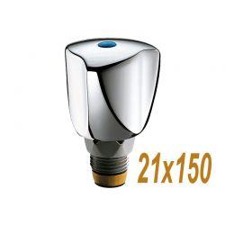 tête robinet 21/150 DELABIE tête universelle réglable 16 à 32 mm