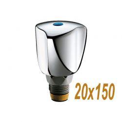 tête robinet 20/150 DELABIE tête universelle réglable 16 à 32 mm