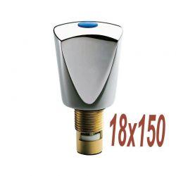 tête robinet 18/150 DELABIE H360018 tête céramique 1/2 Tour