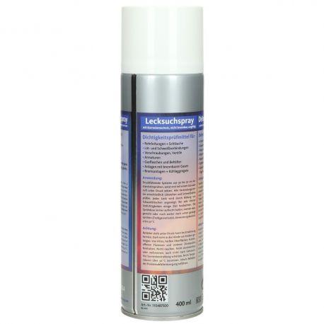 détecteur fuite de gaz air aérosol de 400 ml