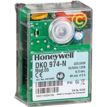 relais SATRONIC DKO 974 Mod 05