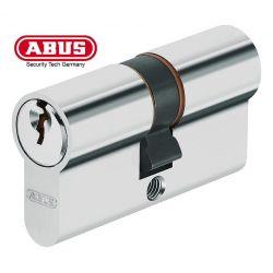 cylindre petite longueur marque ABUS laiton chromé