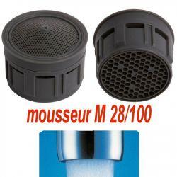 mousseur robinet bain douche cartouche M 28/100 aérateur mousseur
