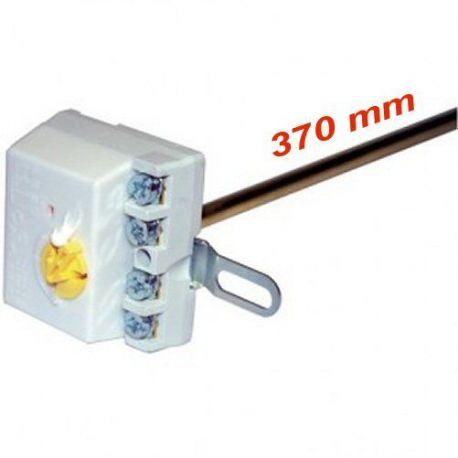 thermostat TUS 00021 370 mm thermostat de chauffe eau