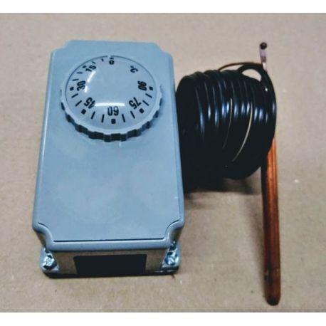 Thermostat Type GTK /7RD 0/90°C IMIT TC2 0754 542609 capillaire 2 mètres