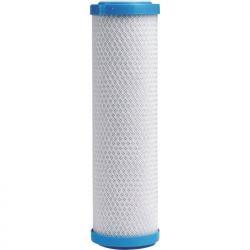 filtre à eau cartouche charbon actif Lg 250 mm pour filtre by pass