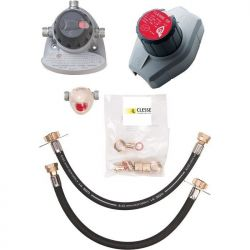 Kit inverseur détendeur propane CLESSE