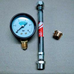 """kit pour mesure de pression sanitaire de votre réseaux raccord Femelle 3/8"""""""