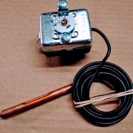 aquastat de sécurité 90-110°C T400 automatique THG67012