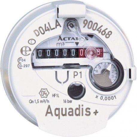 compteur d'eau classe C marque itron modèle Aquadis +